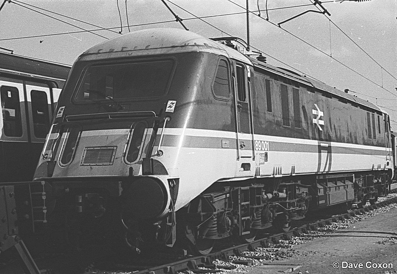 Class 89 AC co-co loco